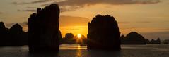 HQ4A4143_wide (gmacfadyen) Tags: bai tu long bay sunset ha vietnam