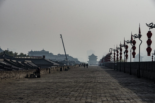 Fortifications of Xi'an 西安城墙