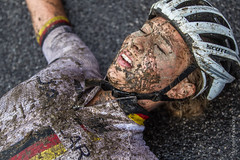 Anna Saier (Michele Mondini) Tags: longtext longmessage girl rider german team cycling mountainbike cyclocross mud dirt sundayfunday nice face goodmorning enjoy weekend