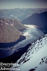 Stewart Knight and Mundy 189 (Every Day Adventures) Tags: camping winter mountain snow canada cold ice landscape outdoors hiking britishcolumbia tent hike adventure alpine hiker redshirt mtbaker chilliwack scrambling oneman cheamrange knightpeak stewartpeak babymundypeak