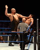 Big Show and Cody Rhodes WWE Smack Down at the O2 Arena Dublin, Ireland