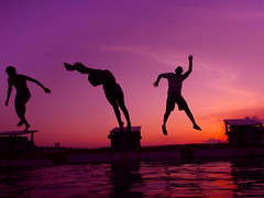 happy friday... (f i  a s) Tags: ocean sunset male water silhouette swimming swim children island happy flickr track colours palestine president capital lifeguard lagoon safety learning swimmers friday maldives abbas ff lifesaver coup atoll palestinian lifesaving learntoswim firas mahmud uniquemaldives firax silhouettography sonydsctx5 mvcoup mvprotest