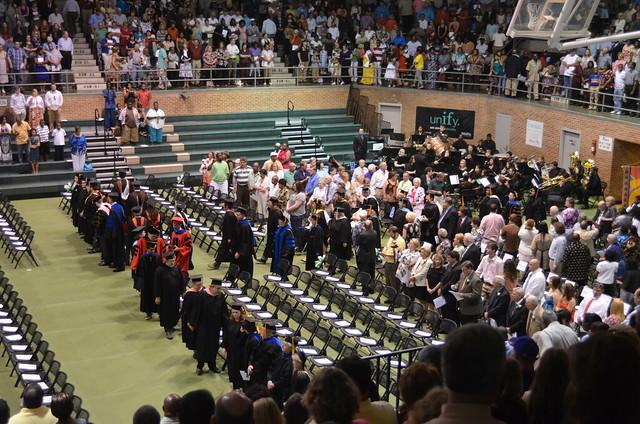 Delta State Graduation