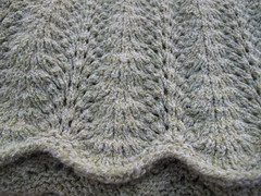 IMG_6936 (SassyKnits) Tags: knitting knit afghan knitted babyblanket