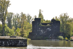 201305_Rhine Moselle_210.jpg (Johnchess) Tags: cruise germany rhine bellevue bingen rhinelandpalatinate may2013 hindenburgbridge