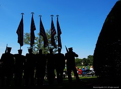 Memorial Day 2013 (Ivan Mauricio Agudelo Velasquez) Tags: contraluz day flag ceremony memory bandera rbol soldiers weapons commemoration soldados ceremonia conmemoracin blinkagain