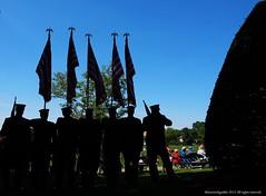 Memorial Day 2013 (Ivan Mauricio Agudelo Velasquez) Tags: contraluz day flag ceremony memory bandera árbol soldiers weapons commemoration soldados ceremonia conmemoración blinkagain