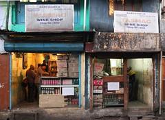 Wine shops Ooty