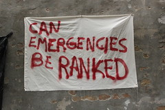 """CAN EMERGENCIES BE RANKED "":MALDIVES PAVILION  @ Venice Biennale : Colonel"