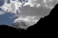 Zermatt - Matterhorn (Alberto Cameroni) Tags: leica mountain alps schweiz switzerland day suisse cloudy gornergrat zermatt matterhorn valais x1 cervino vallese leicax1