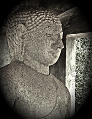 Samadi Buddha Statue (Janesha B) Tags: nature srilanka stonestatue rockcarvings nationalheritage anuradapura