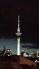 Cloudy morning in Auckland (Umedha Hettigoda) Tags: night cloudy overcast freemansbay regionwide flickrandroidapp:filter=none
