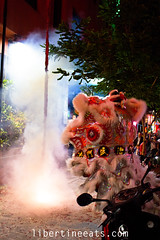 IMG_9877 (libertineeats) Tags: chinese melbourne mornington diggers liondance