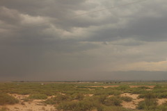 Haboob (tracktwentynine) Tags: amtrak westtexas duststorm haboob sunsetlimited viewedfromamtrak