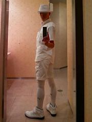画像-0015 (picjmr80st54m7j99xv78bt07w3jo9ot) Tags: summer white stockings hat fashion shoes sneakers puma kneesocks newera newerahat