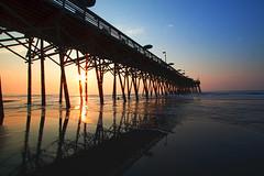 garden city pier (brian.abeling) Tags: ocean beach pier southcarolina gardencity