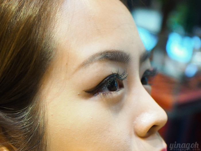 Graceous eyelash extensions Singapore
