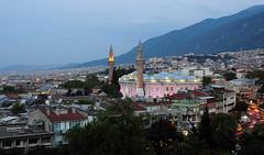 Ulu Cami (Sinan Doğan) Tags: turkey nikon türkiye mosque cami bursa bursaulucami