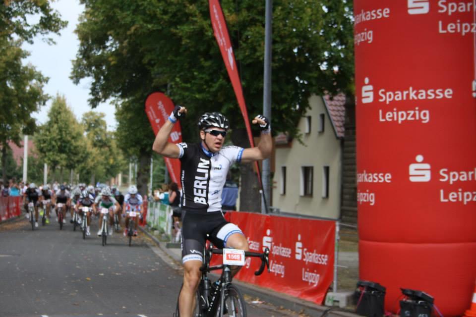 Sparkassen HeideRadCup2013_Sieger Stefan Raeth 70km (Foto_SFNS)
