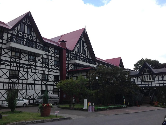 1歳おめでとう!子連れ親子に優しいホテルグリーンプラザ軽井沢に宿泊の写真