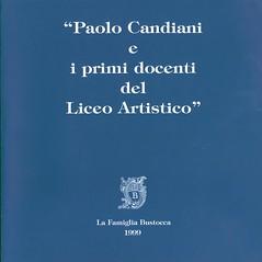 1999 -PAOLO CANDIANI E I PRIMI DOCENTI DEL LICEO ARTISTICO