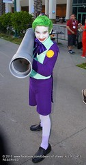 Joker Jr Cosplay (Trinity All-Stars) Tags: tim tv jr trinity return junior batman joker series beyond animated drake allstars