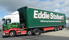PE64USO H2144 Eddie Stobart Scania 'Louise Sharon' (graham19492000) Tags: eddie scania stobart eddiestobart h2144 pe64uso louisesharon