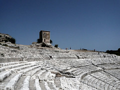 Siracusa (Itinerari Camper) Tags: travel italy teatro italia sicily camper viaggi sicilia siracusa greco itinerari neapolis flickrsicilia
