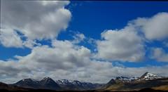 Rannoch Moor (qasimhussayn) Tags: cloud nature clouds scotland highlands highland glencoe loch moor rannochmoor rannoch lochba blackmount dalness samsungs6