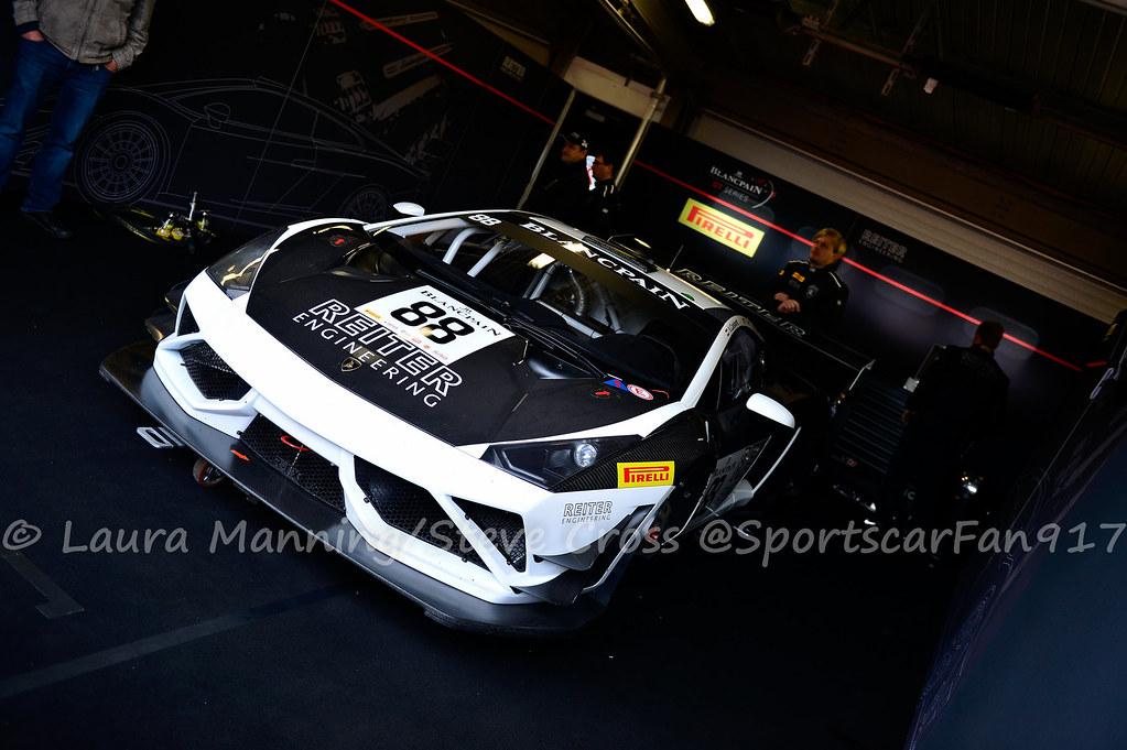 Reiter Engineering   Lamborghini Gallardo LP560 4 R EX   Albert Von Thurn  Und
