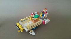 Flatbed (JPascal) Tags: lego space flatbed
