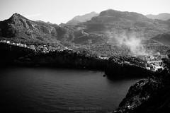 Puerto de Soller, Mallorca (ConPixel) Tags: blackandwhite bw nature landscape spain mallorca majorca a99 sonya99