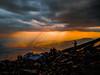 Mount Ararat -from the third  climbing of peak -