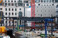 _DSC9189 (NRM the 2nd) Tags: htcwolffkran wolffkran 355b 500b ainscough liebherrltm1750 goldmansachs london cityoflondon construction 2016