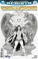 DC Universe Rebirth Wonder Woman 4 (Frank Cho cover) (FranMoff) Tags: wonderwoman comicbooks frankcho cho dcuniverserebirth