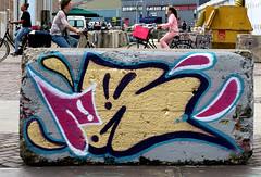graffiti amsterdam (wojofoto) Tags: graffiti amsterdam nederland holland netherland wojofoto wolfgangjosten streetart ndsm pryx
