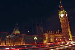 Big Ben (Nirwan Malla) Tags: london unitedkingdom europetrip londoneye londonbridge city uk britain bigben ben londonclocktower clocktower elizabethtower night outdoor