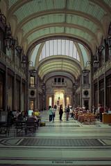 torino (sanino fabrizio) Tags: galleria sabauda torino centro storico quadrilatero citt hdr persone gente canon 550d 1855 piemonte italia capoluogo