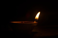 Let there be light! (SarjakThakkar) Tags: diya diwali lighr light life festival celebrations night dark lamp beautiful awesome
