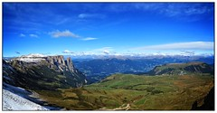 Seiser Alm Tour 2016, Alpe di Siusi, Italy (divemaster0803) Tags: ononesoftware on1pics on1 pano panorama perfecteffect seiseralm seis siusi italien italy tirol