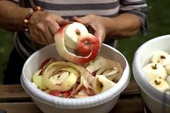 Nach der Apfelernte. (ErnyRy) Tags: essen apfel lebensmittel mnchengladbach rheydt erhard ernst erny ernyry schlen