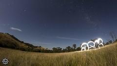 Aussie Alps (MISHKA Vision - Light Graffer) Tags: australie australia lightpainting lightgraff longexposure expositionlongue nightphotography roadtrip