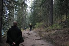 IMG_9451 (ctmarie3) Tags: banffnationalpark lakeminnewanka stewartcanyon trail