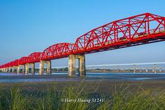 Harry_31241,,,,,,,,,,,,,,,, (HarryTaiwan) Tags:                 yunlin xiluo yunlincounty xiluotownship bridge     harryhuang   taiwan nikon d800 hgf78354ms35hinetnet adobergb