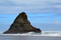 Paratahi Island Karekare (The Digital Collector) Tags: karekarebeach paratahiisland