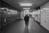 Subway Station Berlin (x1klima) Tags: berlin deutschland de islam ethnic monochrome schwarzweis noiretblanc bw plain blackandwhite bahn station railway bahnhof achitectural architecture architektur building buildings sonya7r ilce7r zeiss batisfe25mmf2 batis225
