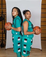 Kiarra Lynch, Alyssa Springs (mission.events) Tags: women basketball missioncollege saints santaclara california usa