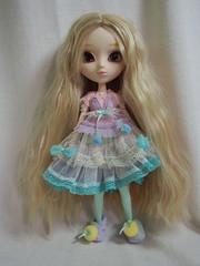 Pullip KIYOMI - mint ice cream ver. (sh0pi) Tags: p168 mar 2016 pullip kiyomi mint ice cream ver doll fashion puppe groove march mrz premium edition 1st model