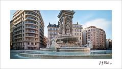 La fontaine des Jacobins de 1885 (Jack O'Donate) Tags: ilce7rm2 voigtlander35mmf17ultron paysageurbain lyon leefilter bigstopper
