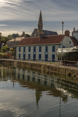 Eyemouth Harbour Scottish Borders (Colin Myers Photography) Tags: scottishborders scottish borders scotland sunny summer warmth eyemouth harbour eyemouthharbour reflections calm sea coast scottishwater colin myers photography colinmyersphotography